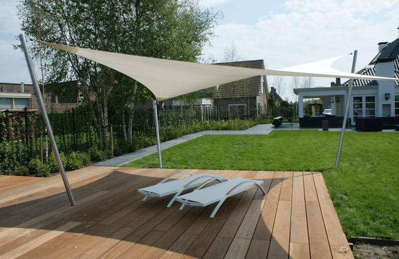 Design overkapping voor uw terras of carport for Schaduw een terras