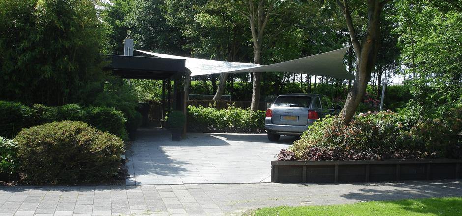 Squaricles - Een carport met zeildoek op maat?