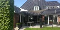 Design overkapping tuin