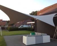 Squaricles design overkapping voor terras