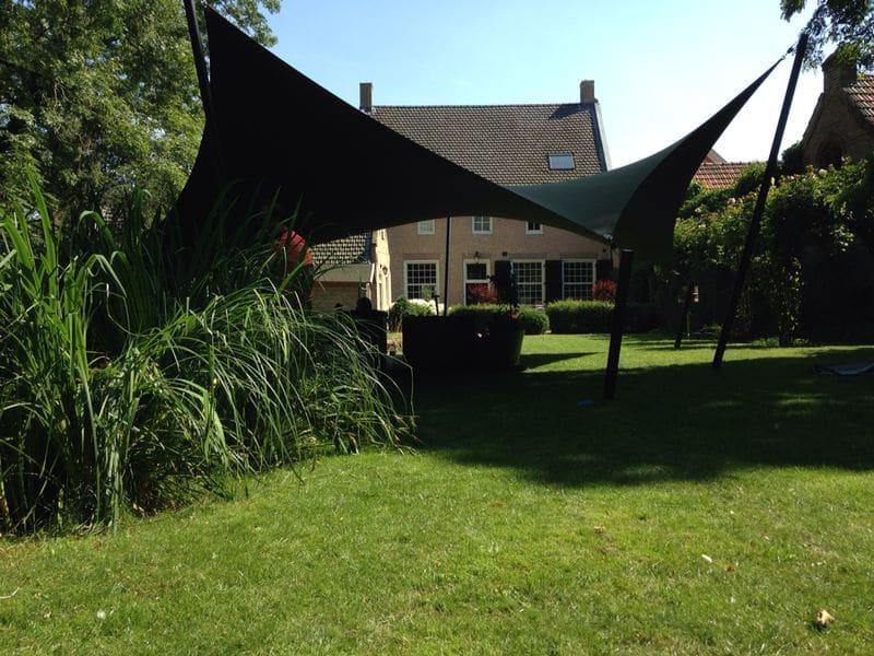 Tent Overkapping Tuin : Texstyleroofs design membraan overkapping voor uw terras of carport