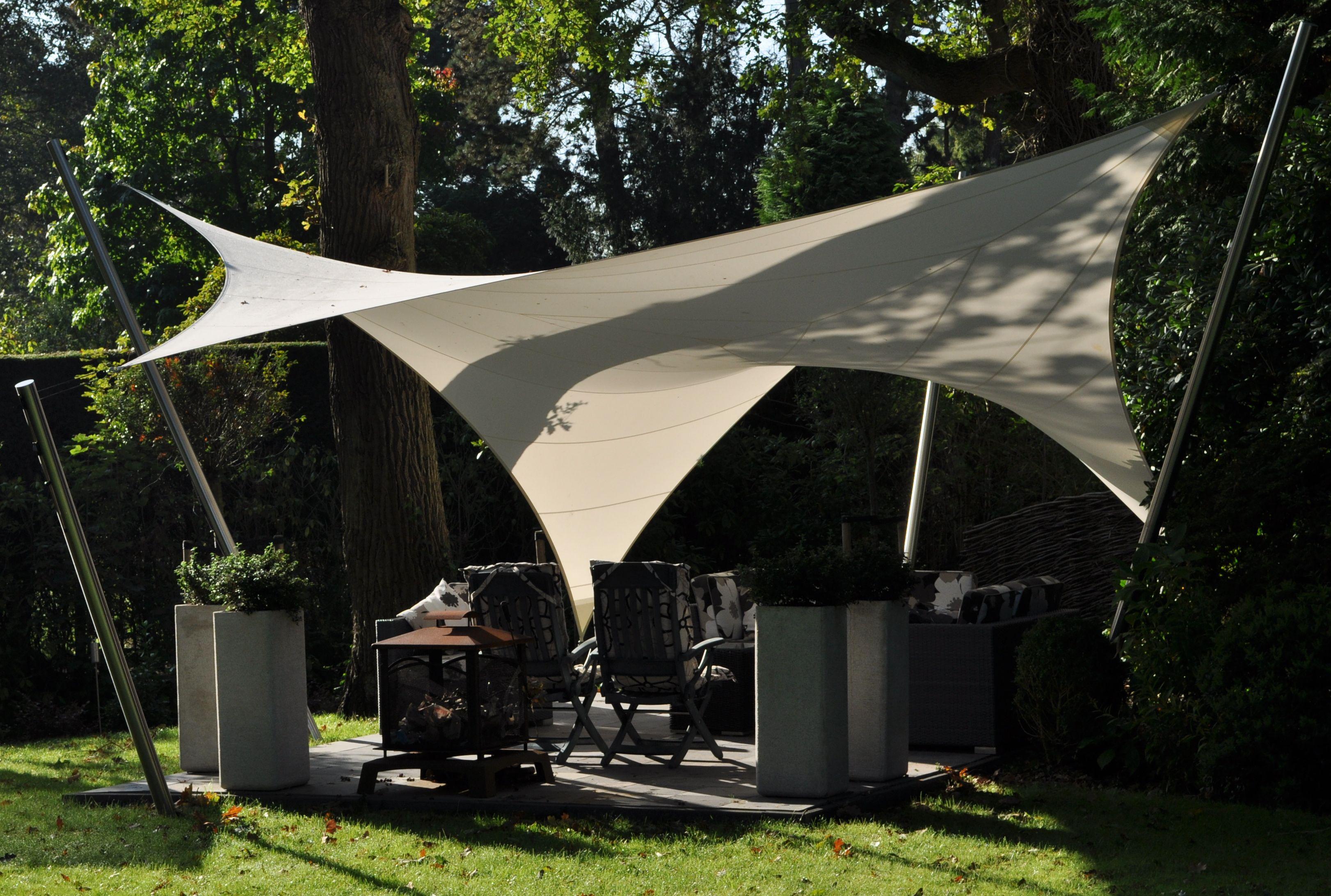 Tent Overkapping Tuin : De overkapping in tuin op maat zeiloverkapping in uw tuin